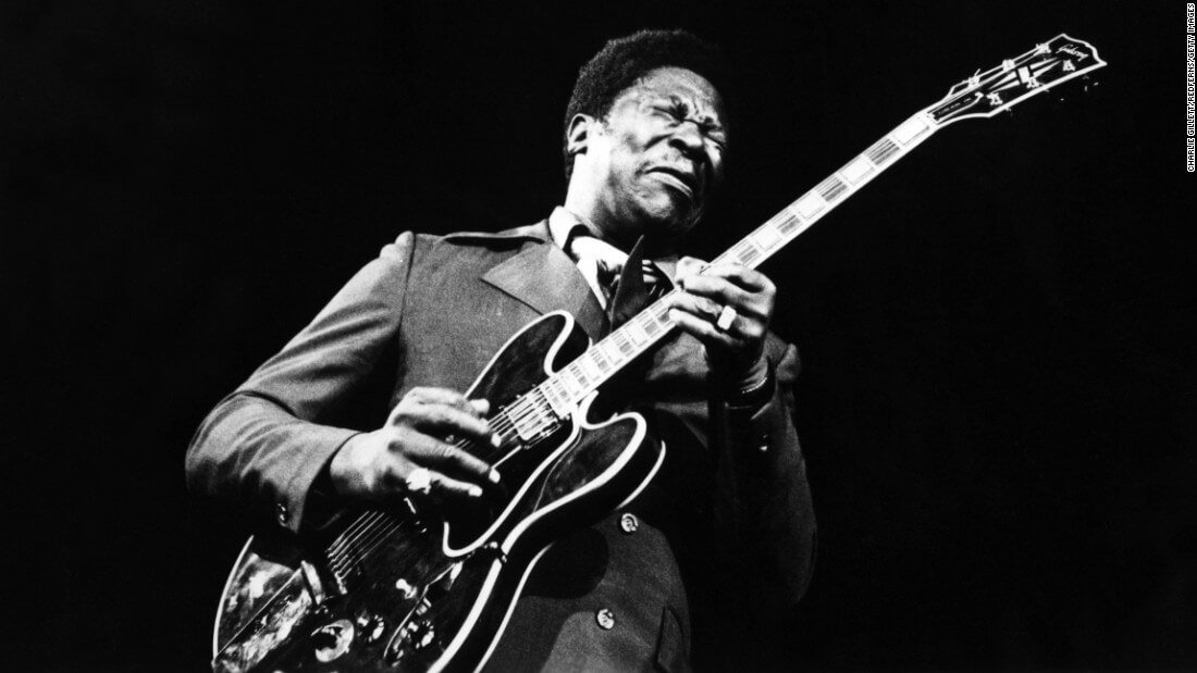 Learn to play just like BB King in Blues Guitar Lessons Brisbane